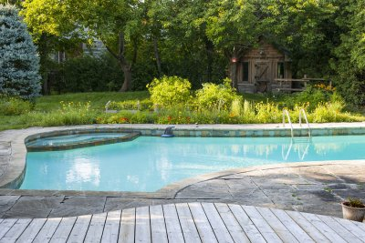 Pool Installations Steps by Deep Blue Pools and Spas